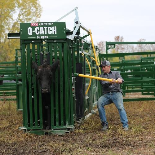 Q-Catch 74 Series Chute, Alley & Tub