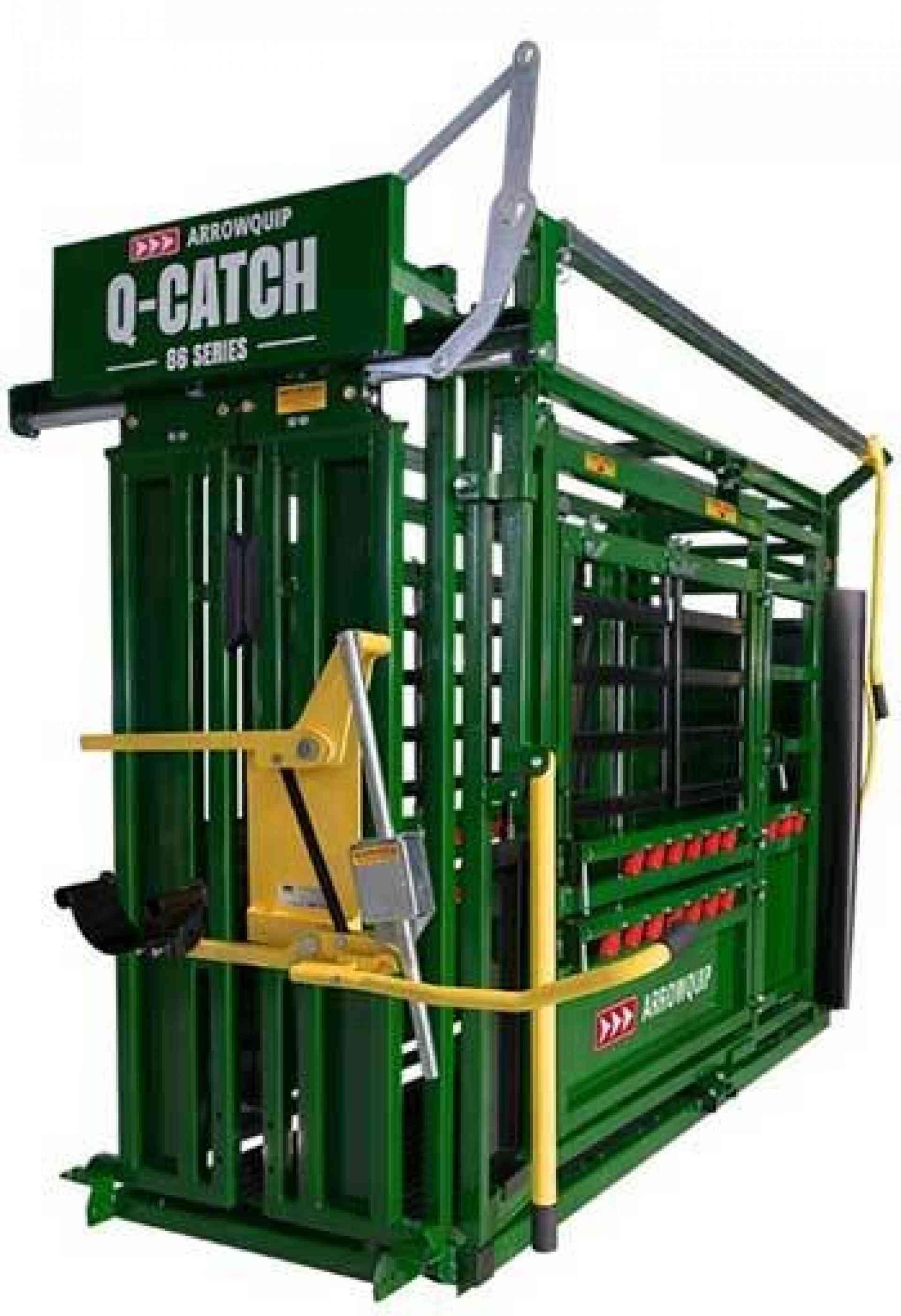 Q-Catch 86 Series Cattle Chute