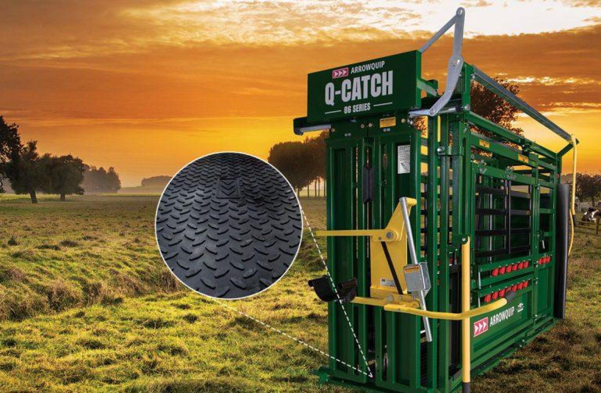 Cattle Cattle Crush | Q-Catch 86 Series Manual Cattle Crush