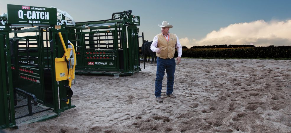 Ron Gill | Q-Catch Cattle Crush | NCBA