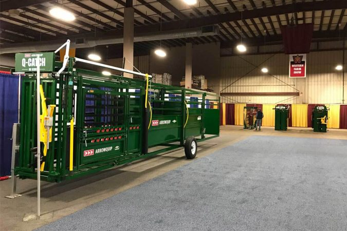 Cattle Equipment Trade Show