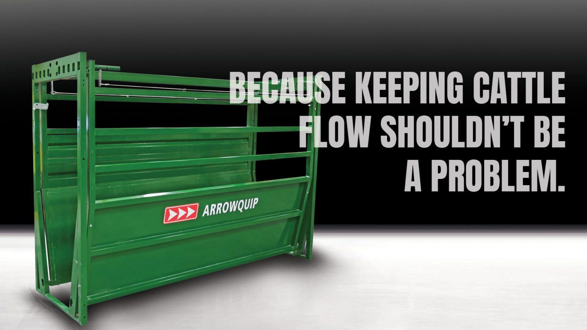 Easy Flow Cattle Race by Arrowquip