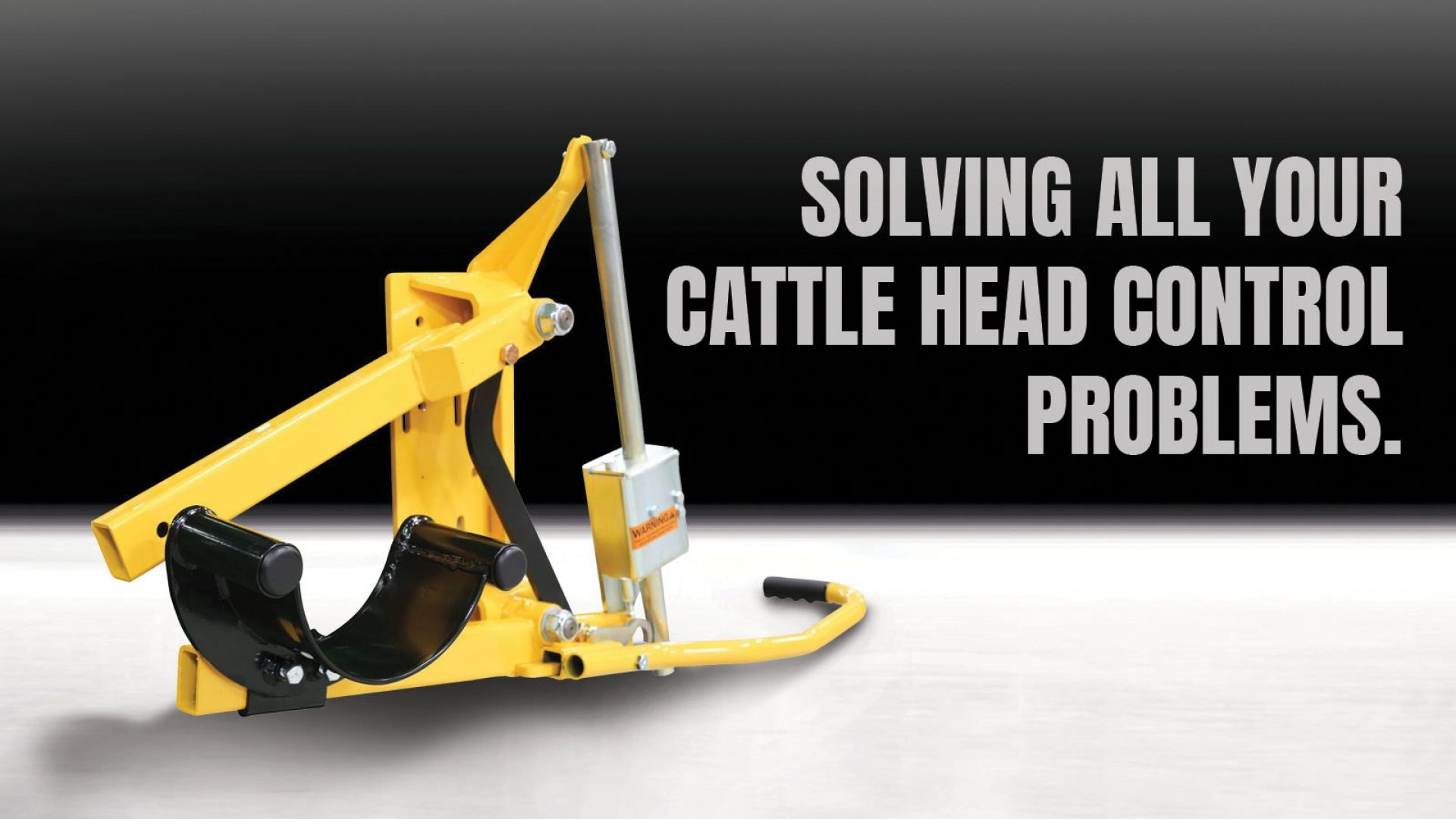 Cattle Head Holder by Arrowquip