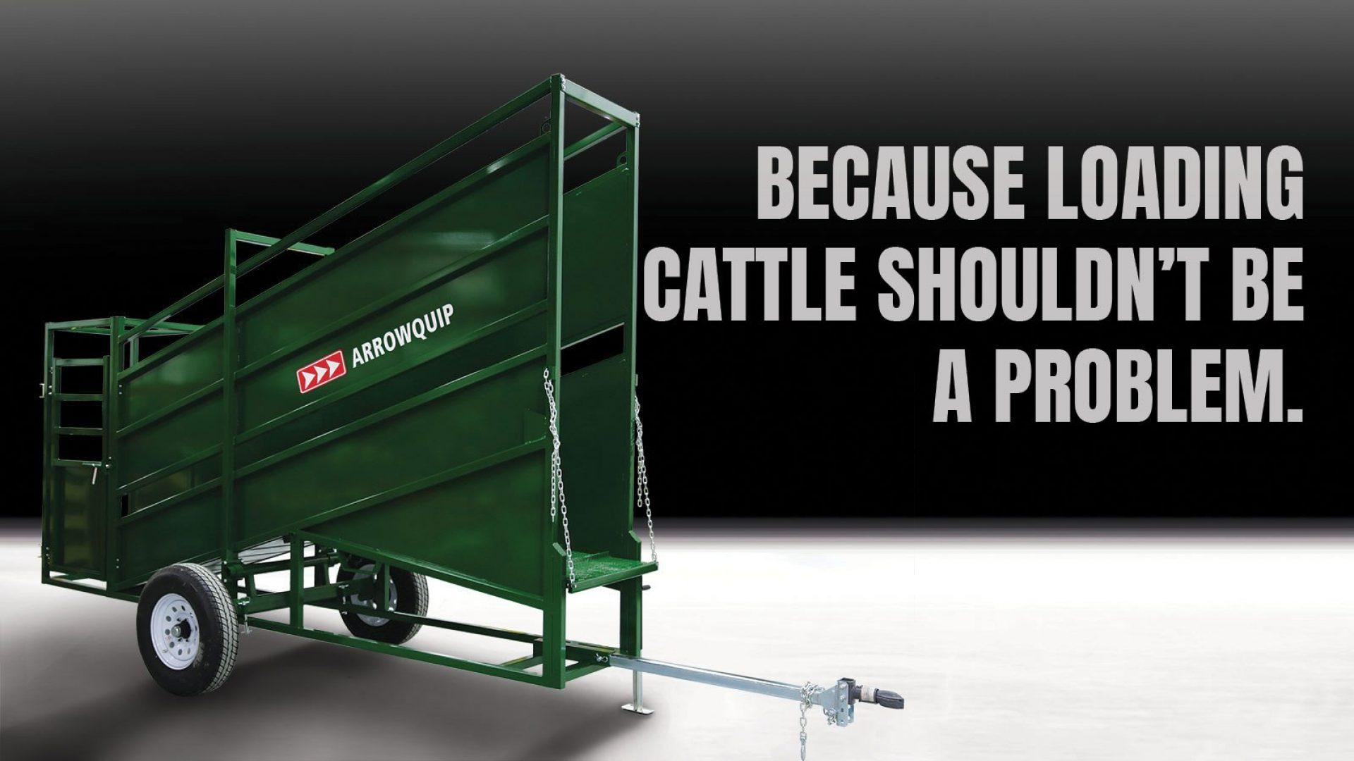 Cattle Loading Chute