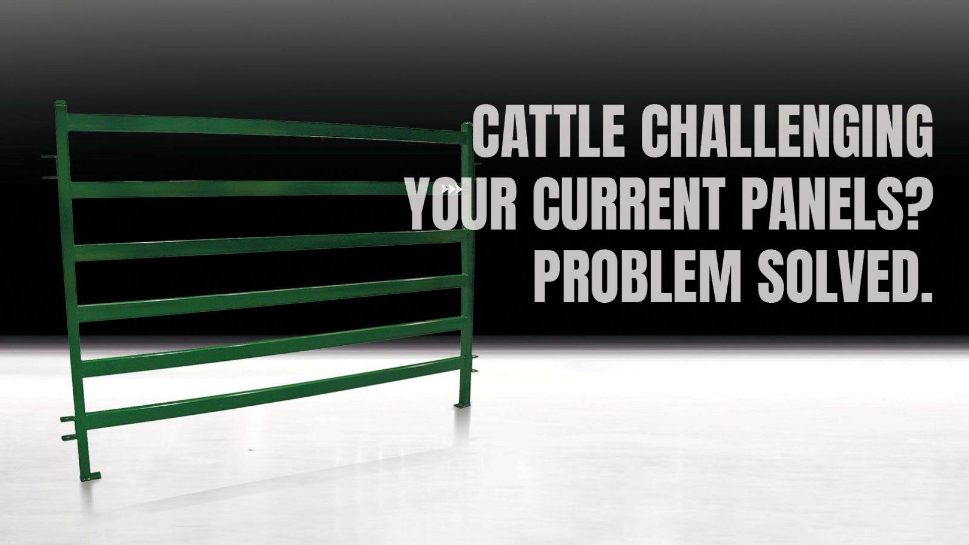 Heavy Duty Arrow Cattle Panel