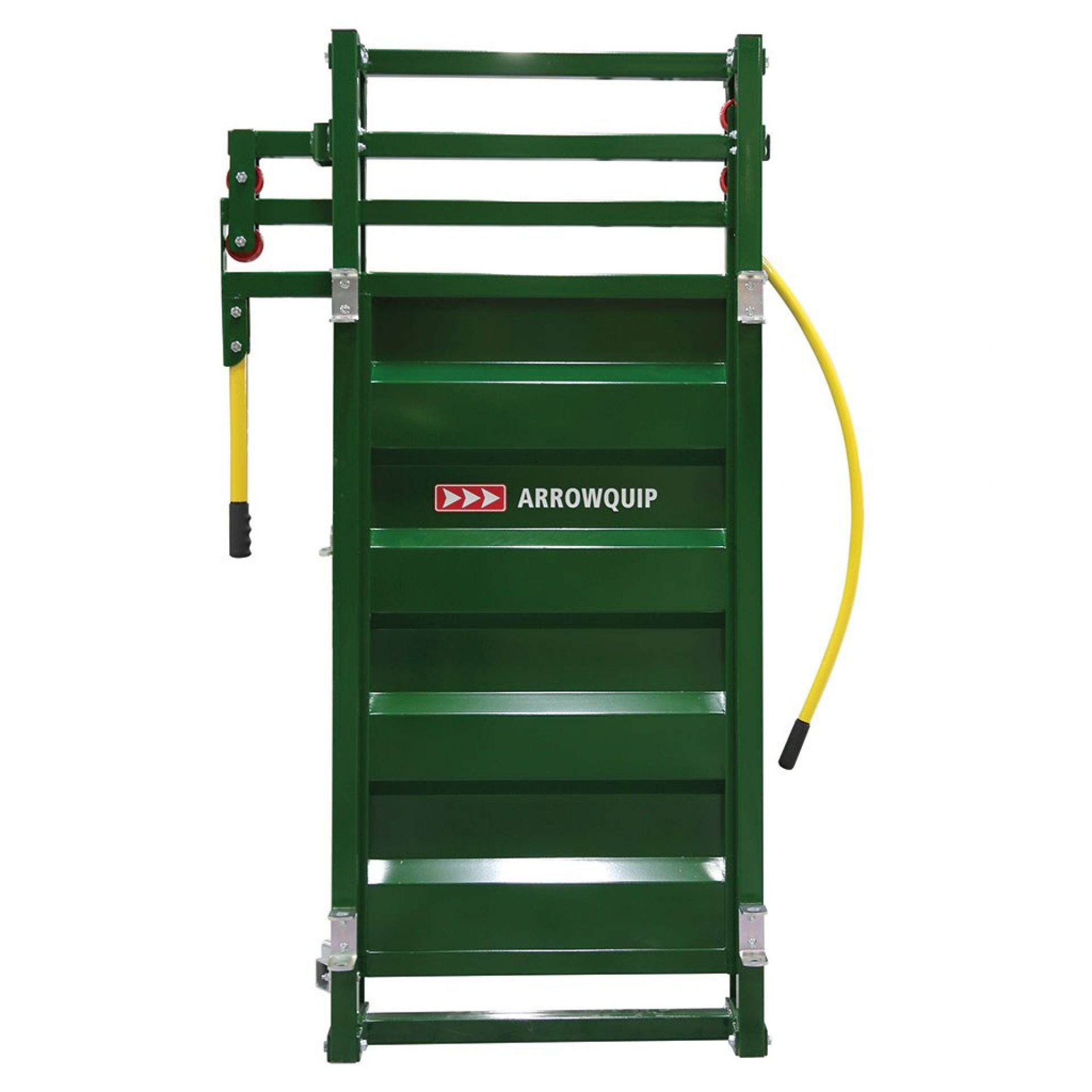 Rolling Cattle Alley Gate Front | Cattle Equipment