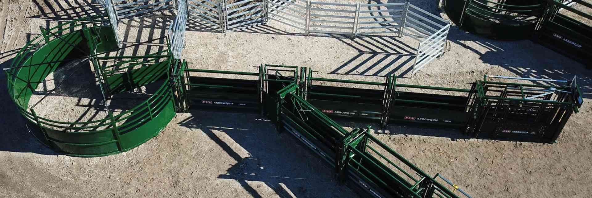 Cattle Working System Examples | Arrowquip Cattle Equipment