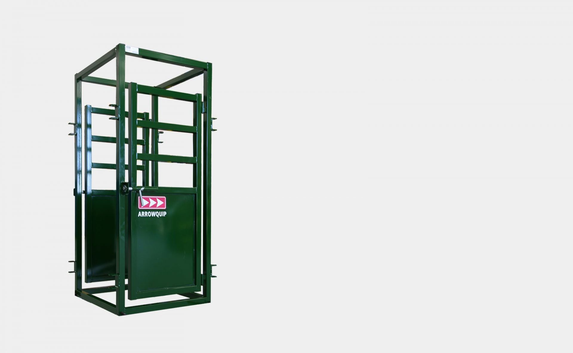 Palpation Cage for Cattle