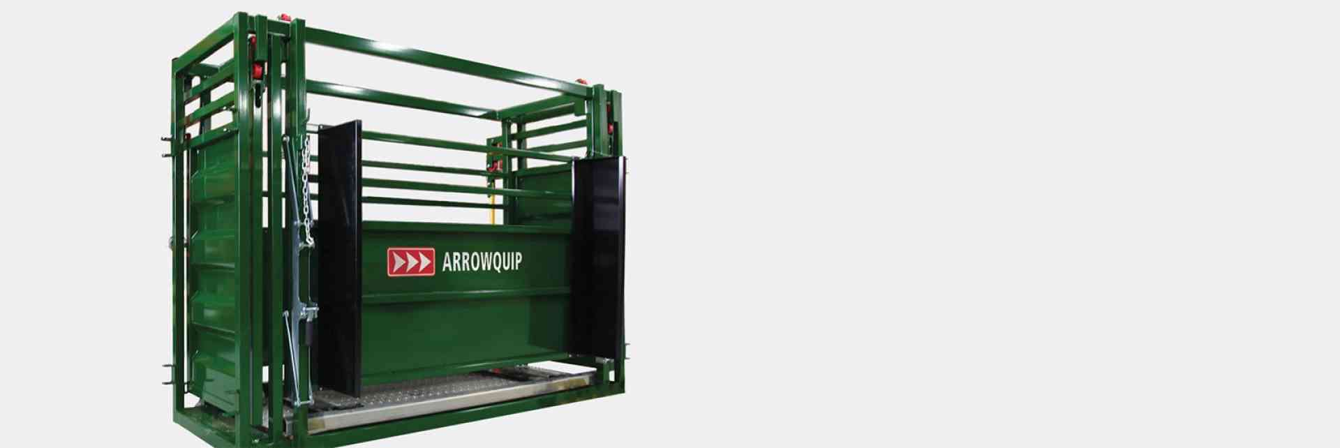 Cattle Scale Crate | Arrowquip Cattle Equipment