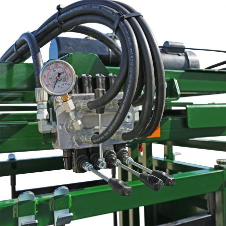 104 hydraulic controls