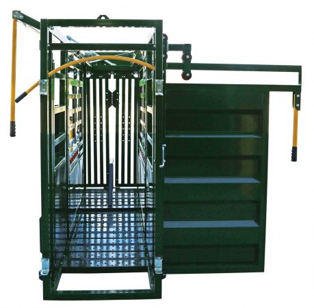 Q-Catch 74 Series Squeeze Chute inside image