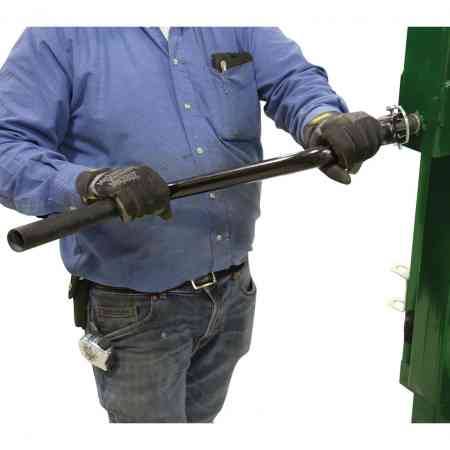Portable Cattle Chute & Alley - Manual Jack | Arrowquip Cattle Equipment