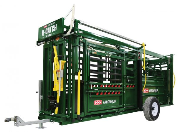 Portable Cattle Chute & Alley | Arrowquip Cattle Equipment