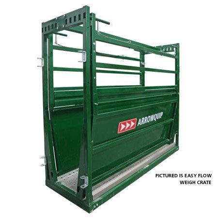 Easy Flow Cattle Weigh Crate for Cattle Scales