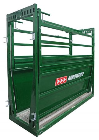 Easy flow weigh crate