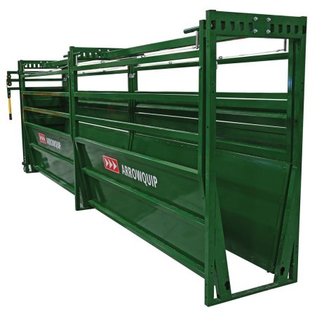 Easy Flow adjustable cattle race 16' section