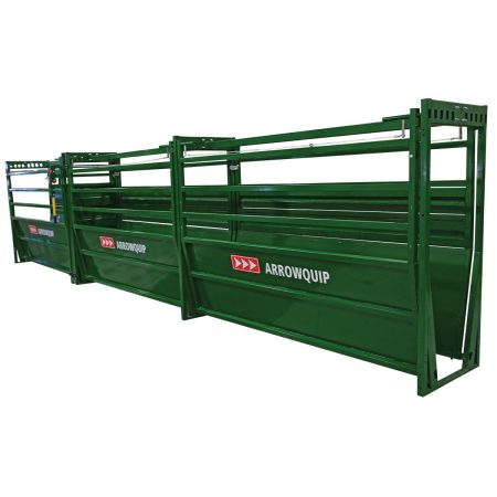 Easy Flow adjustable cattle race 30' section