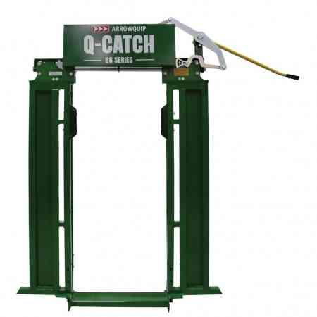 Cattle Head Gate | Q-Catch Head Gate fully open