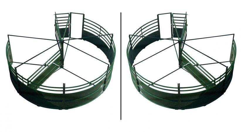 Left hand vs right hand budflow tubs horizontal