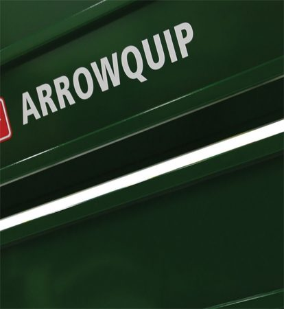 Image of Arrowquips Cattle Loading Chute Vision Slots