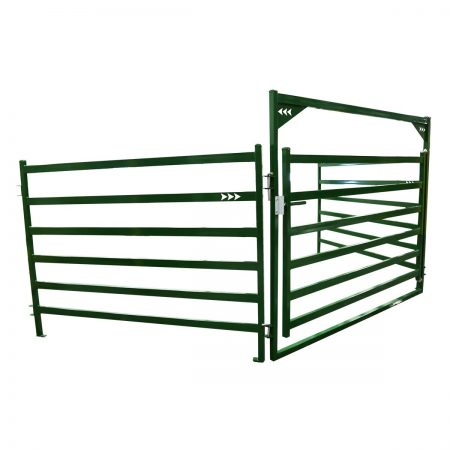 Arrow Cattle Gates and Panels configuration