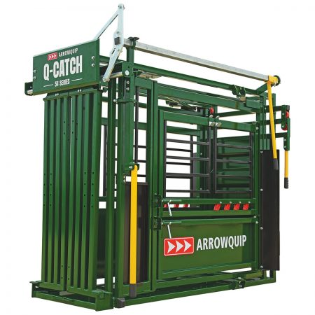 Q-Catch 54 Series chute for cattle side image