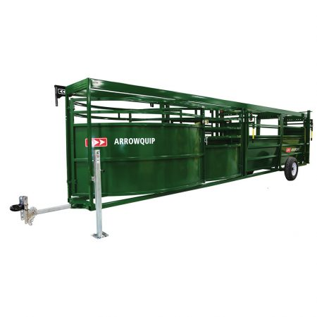 Portable Race & Tub Cattle Handling