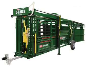 Portable Crush, Race and Tub Cattle Handling System