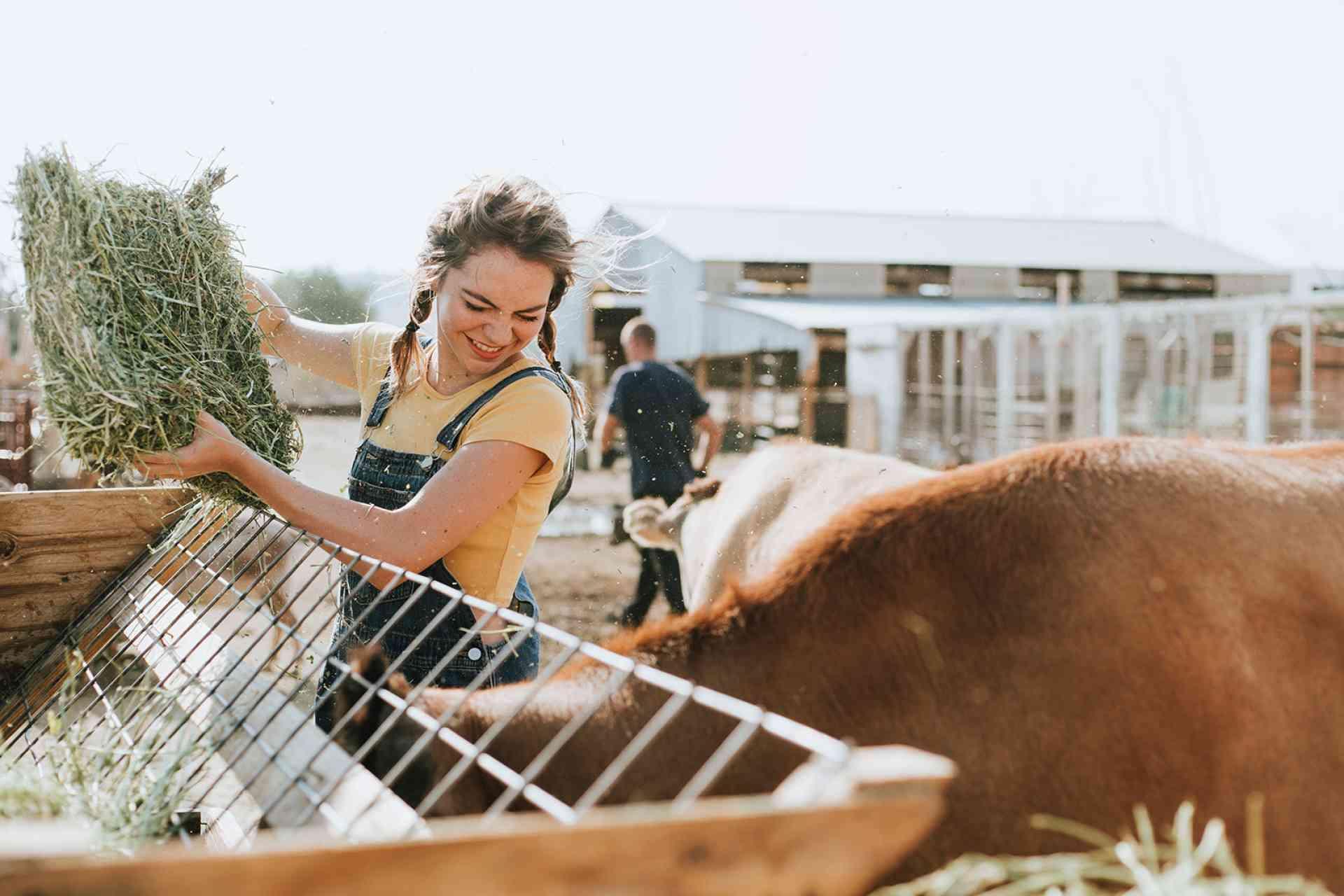Financing Farm Freedom