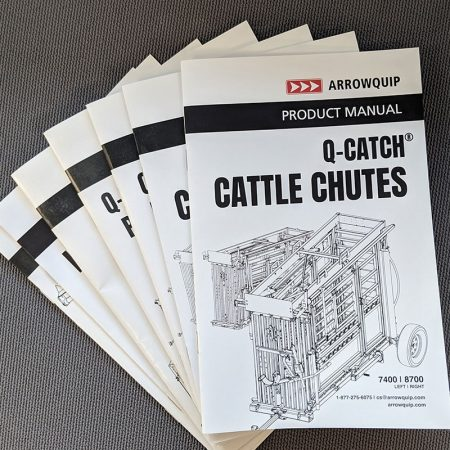Arrowquip Product Manuals image
