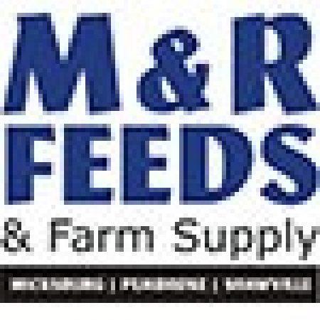 M&R Feeds logo