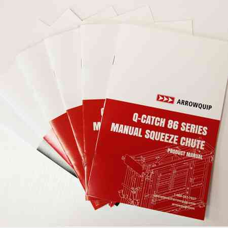 Arrowquip Cattle Equipment Manuals
