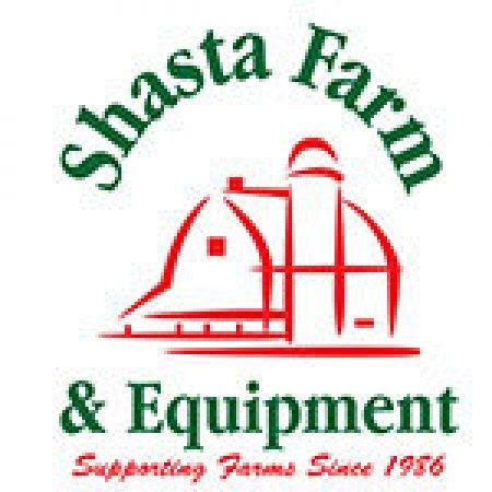 Shasta Farm Equip Logo
