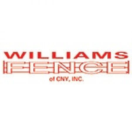 Williams fence logo online