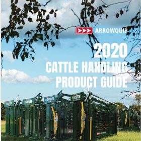 Arrowquip 2020 Cattle Handling Product Guide