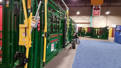 SOMO Farm and Ranch Equipment at Cattle Trade Show